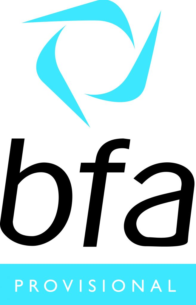 BFA Provisional